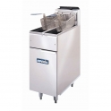 Imperial IFS-2525-E-LOE Free Standing Electric Fryer