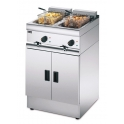 Lincat Silverlink 600 J12 Electric Free Standing Double Fryer