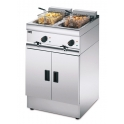 Lincat Silverlink 600 J18 Electric Free Standing Double Fryer