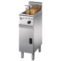 Lincat Silverlink 600 J5/N Free Standing Natural Gas Fryer