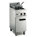 Lincat Opus 800 OE8105 Free Standing Twin Tank Electric Fryer