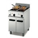 Lincat Opus 800  OE8113 Free Standing Twin Tank Electric Fryer