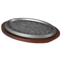 Elliptic Granite Stone Platter (202 Series)