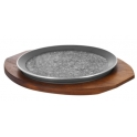 Round Shaped Granite Stone Dish (204 Series)