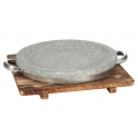 Korean Shallow Stone Pan