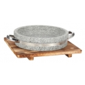 Korean Deep Stone Pan (110 Series)