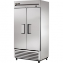 True T-35 Heavy Duty 2 Door Upright Refrigerator