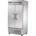 True T-35 Heavy Duty 2 Door Upright Freezer