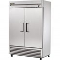 True T-49F Heavy Duty 2 Door Upright Freezer True T-49F大型双门直立式硬柜