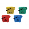 Colour Coded Mop Bucket  16L