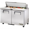 True TSSU-48-12 Sandwich/Salads Preparation Unit.