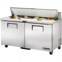 True TSSU-60-16 Sandwich/Salads Preparation Unit.