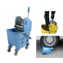 Premium Quality Professional Kentucky Mop Bucket & Wringer 25L