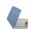 Aluminium Flat Mop Frame with Velcro