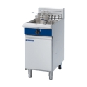 450mm Vee Ray Single Tank Electric Fryer