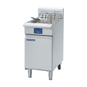 450mm Vee Ray Single Tank Electric Fryer with Digital Display and Electronic Controls
