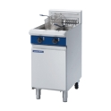 450mm Vee Ray Twin Tank Electric Fryer
