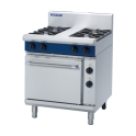 750mm 4 Burner Gas Range Electric Static Oven
