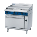 900mm Gas Range Static Oven with 900mm Griddle Plate