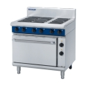 900mm 6 Element Electric Range Static Oven
