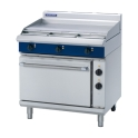 900mm Electric Range Static Oven with 900mm Griddle Plate