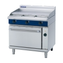 900mm Electric Range Convection Oven with 900mm Griddle Plate