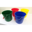 Heavy Duty Colour Coded Utility Bucket 13 Litre