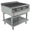 900mm Electric Boiling Table with 3 Hot Plates E3121 3HP
