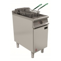 400mm Falcon Single Tank Electric Fryer with Filteration E3840F