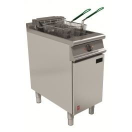 400mm Falcon Single Tank Electric Fryer No Filteration