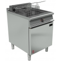 400mm Falcon Single Tank Electric Fryer with Filteration