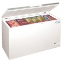 Interlevin LHF540SS Solid Lid Chest Freezer