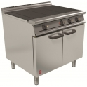 900mm 6 Burner Open Top Oven Range E3101