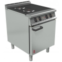600mm 4 Burner Open Top Oven Range G3161