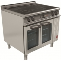 900mm 4 Cooking Zone Induction Range E3913i
