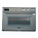 Sharp 1000W Medium Duty Stainless Steel Commercial Microwave Preset R21AT