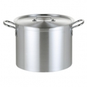 Catermaster Extra Heavy Duty Aluminium Ground Base Boiling Pots