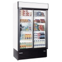 Staycold SD1140 Glass Door Merchandiser