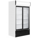 Caravell CBC803 Glass Door Merchandiser