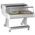 Frilixa CEL150FISH Mobile Fish/Meat Serve Over Counter Unit