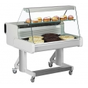 Frilixa CEL100FLAT Mobile Serve Over Counter Unit