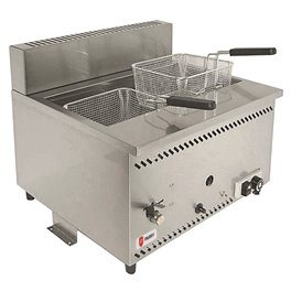 PARRY AGF TABLE TOP NATURAL GAS FRYER