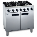Lincat LMR9/N Medium Duty Natural Gas Oven Range