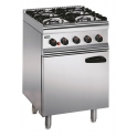 Lincat Silverlink600 SLR6/N Natural Gas Oven Range