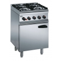Lincat Silverlink600 SLR6C/N Natural Gas Oven Range