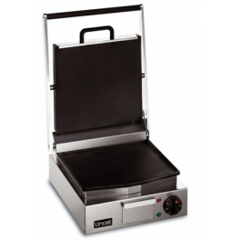 Lincat Lynx400 LCG Single Contact Grill ( Smooth Upper & Lower Plates )