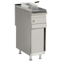 PARRY PGF FREE STANDING SINGLE TANK NATURAL GAS FRYER