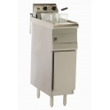 Parry 600Series PSPF6 Electric Single Pedestal Fryer