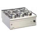 Parry 600Series PWB6 Electric Wet Well Bain Marie