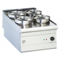 Parry 600Series PDB4 Electric Dry Well Bain Marie